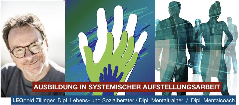 Leopold Zillinger SYSTEMISCHE AUFSTELLUNGSARBEIT